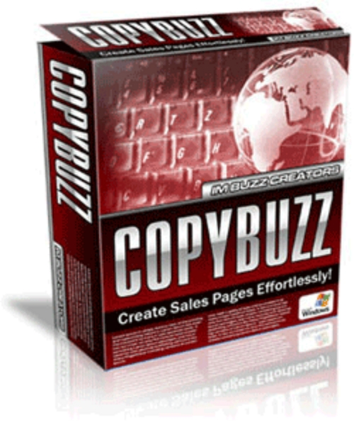 Product picture sales copy generator