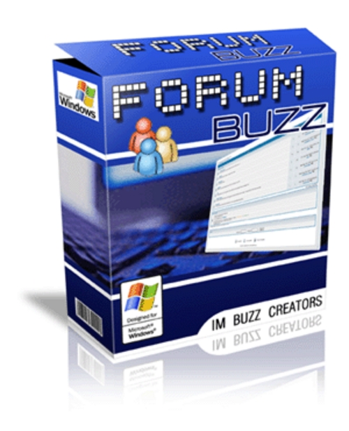 Product picture forum posting software